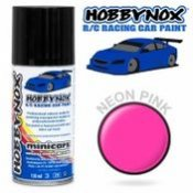 R/C Spray Färg 150 ml Neon Rosa