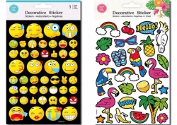 Stickers, Emoji/Flamingo