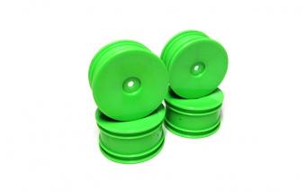GTB Lime Green Wheels Set