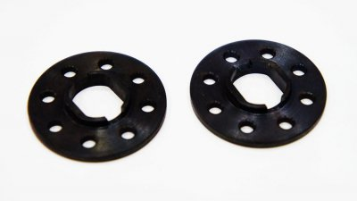 Optional Brake Discs for Ferodo Style Pads