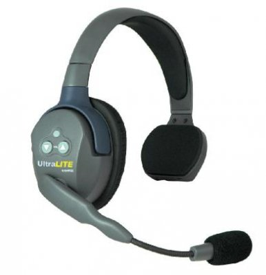 EARTEC ULTRALITE 2 SINGLE EAR HEADSET