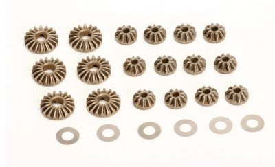 10/18 Internal Diff Gear Set (A319)