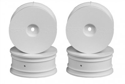 24mm Dish Wheel White (Soft)